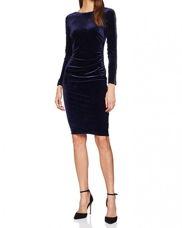 Collana Ultima Moda con Peluche e Perla Donna Ragazza Da Sera Capodanno Glamour