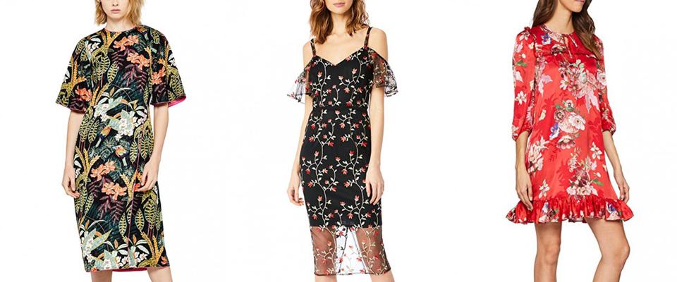 vestiti floreale da comprare