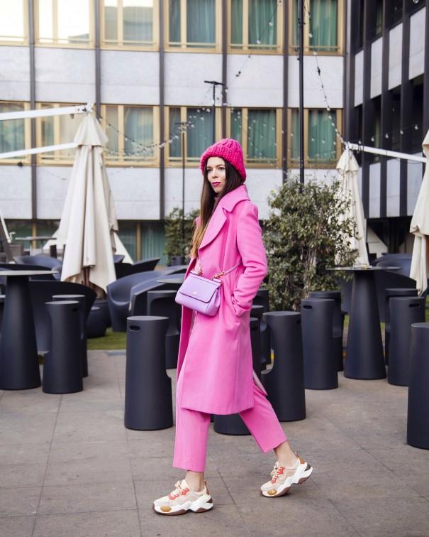irene colzi outifit milano fashion week