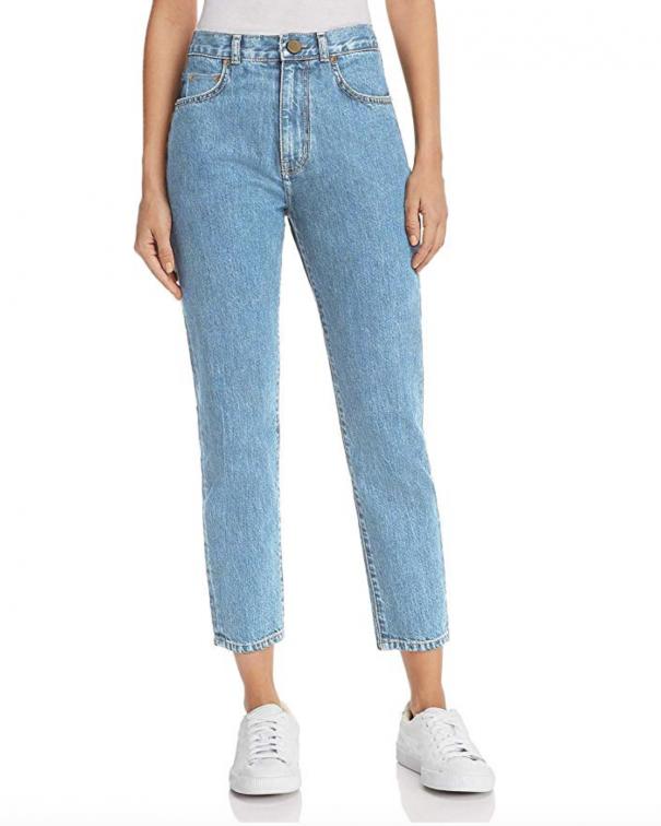 tendenza jeans chiari