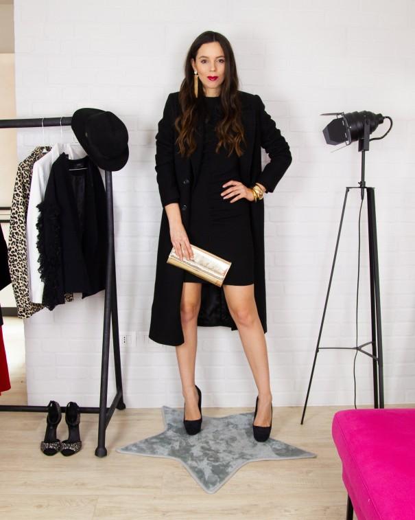 5 modi per indossare un vestito nero1