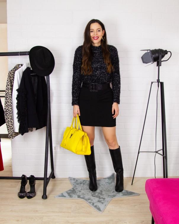 5 modi per indossare un vestito nero