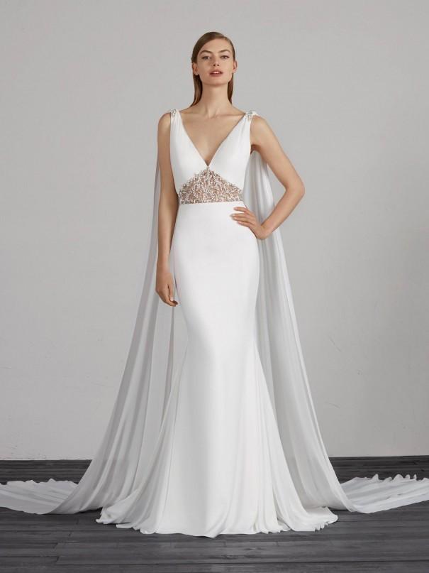 huge selection of fadf8 765e0 Vestiti da sposa 2019-2020: pronte a scoprire tutte le tendenze?