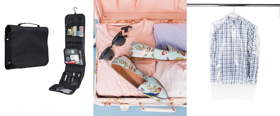 10 trucchetti per la valigia perfetta e organizzata durante tutto il viaggio