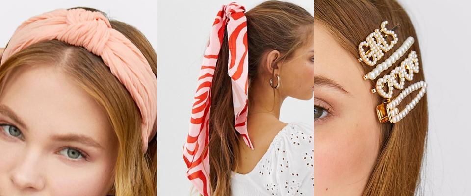 5 accessori must have per i capelli dalla spiaggia alla città!