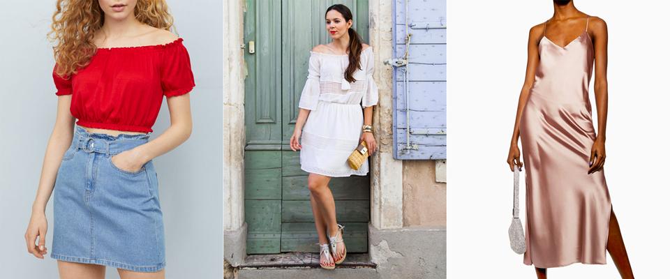 Come vestirsi in estate in città Idee fresche...e-fashion!