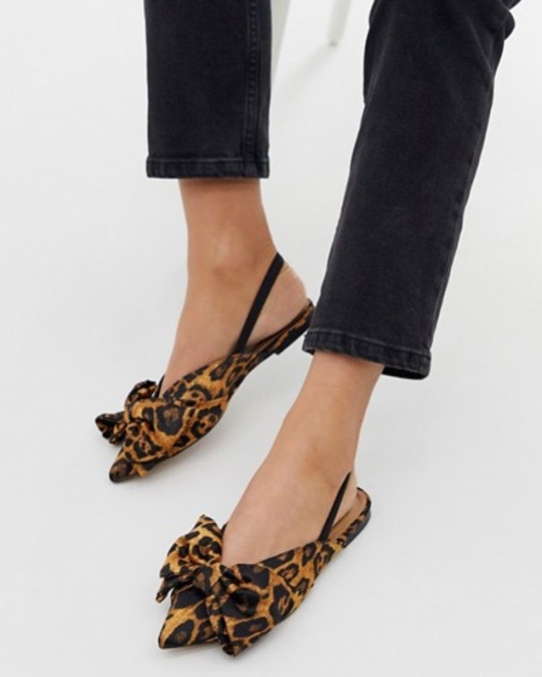 Mimetizza le scarpe scarpe leopardate