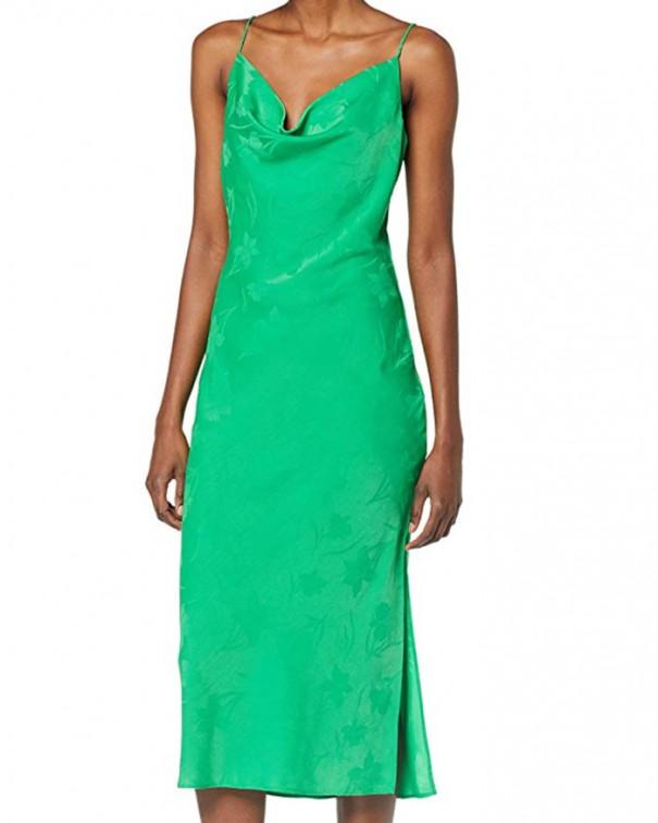abitino a gogo vestito verde