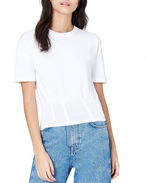 t shirt bianca