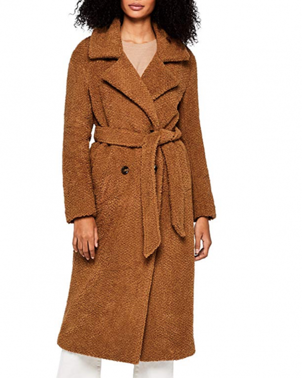Tendenze Moda Autunno Inverno: teddy bear coat
