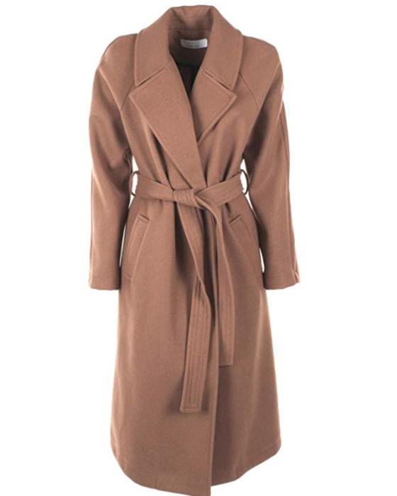 cappotto cammello sartoriale