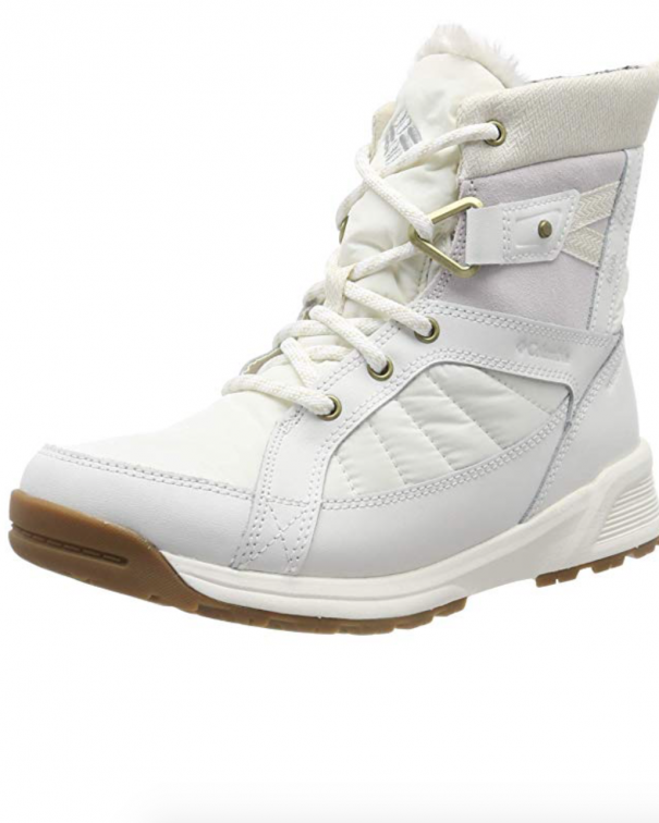 scarpe da trekking bianche