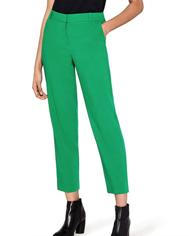 verde pantaloni