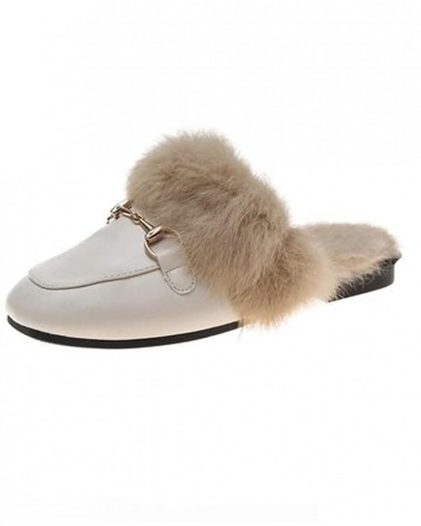 scarpe con il pelo1
