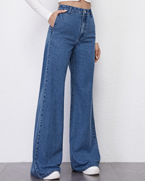 jeans over palazzo1